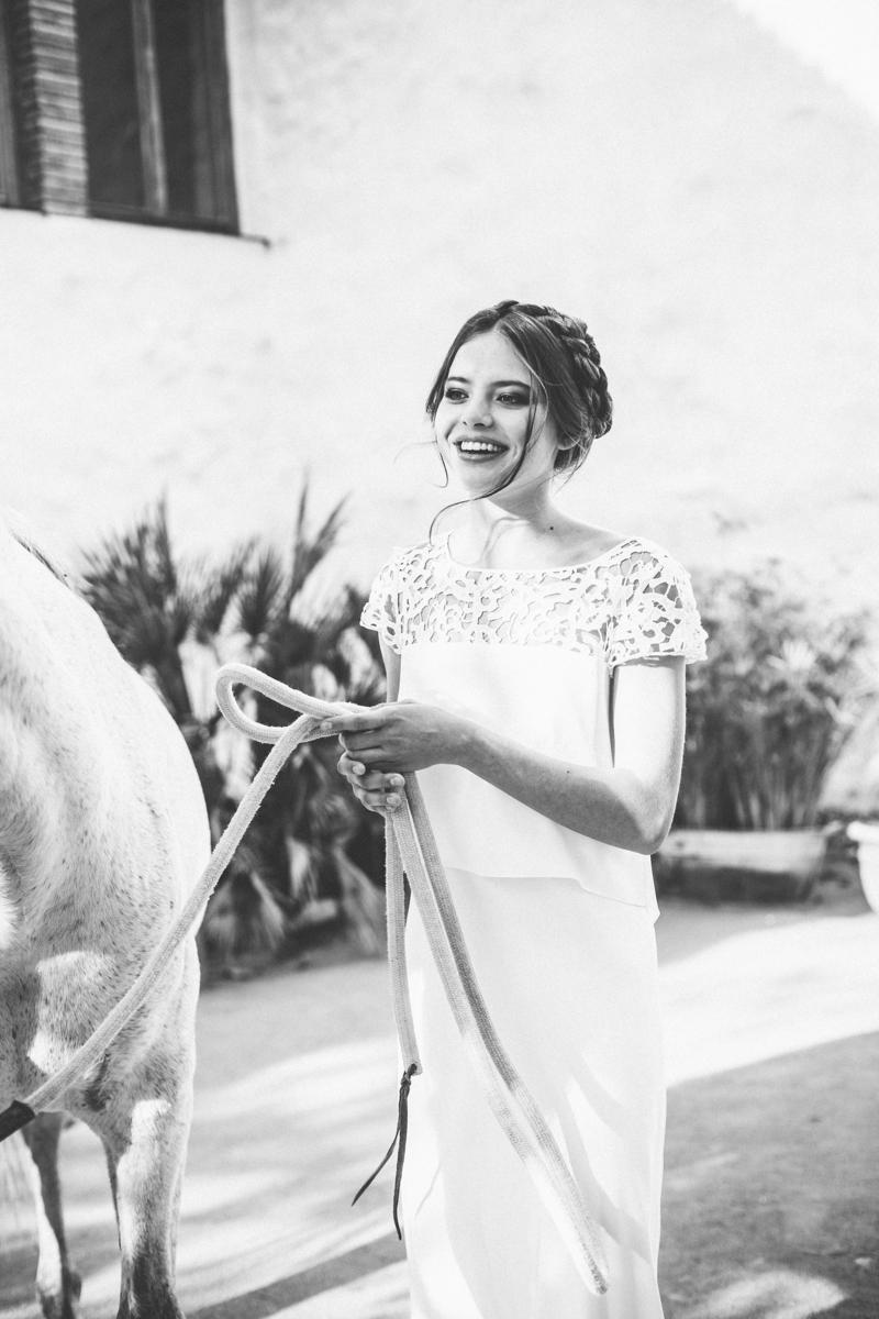 Días de Vino y Rosas vestidos novia L'arca sensualité Calista One blog lista de bodas 16.