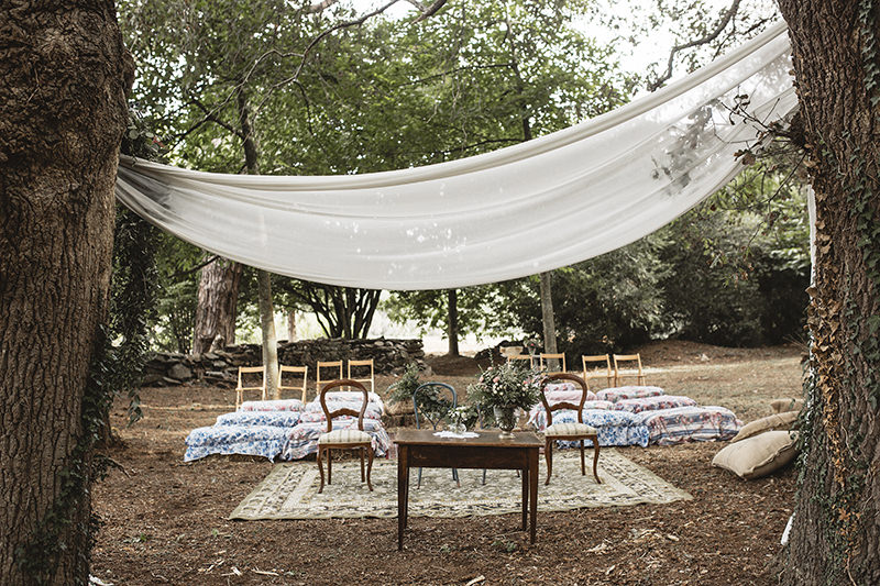 Huis Clos ceremonica rustica Calista One blog lista de bodas 10