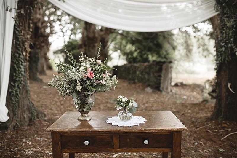 Huis Clos ceremonica rustica Calista One blog lista de bodas 8