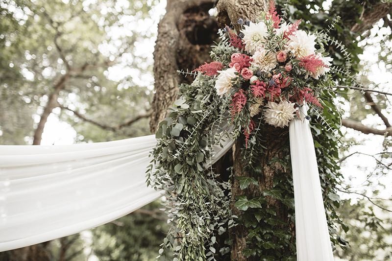 Huis Clos ceremonica rustica Calista One blog lista de bodas 9