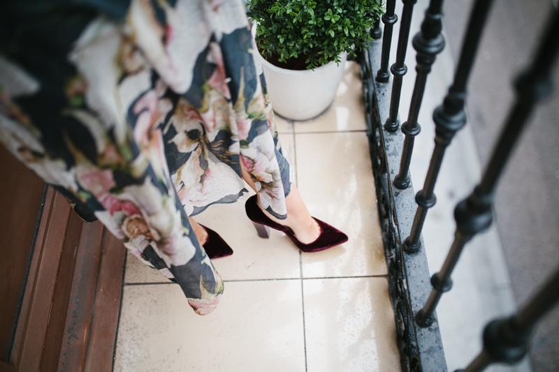 Vestido Sialuk David Christian invitadas estilo Calista One blog lista de bodas 16