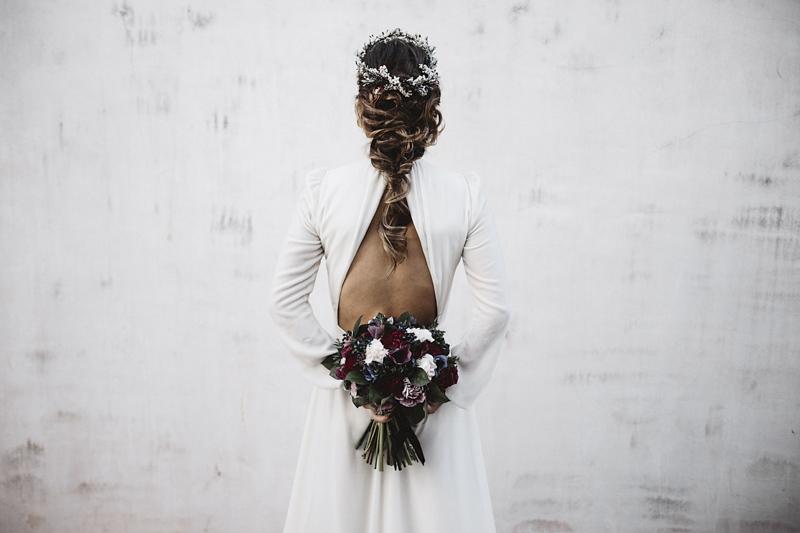 Vestido novia Kilindipia 2