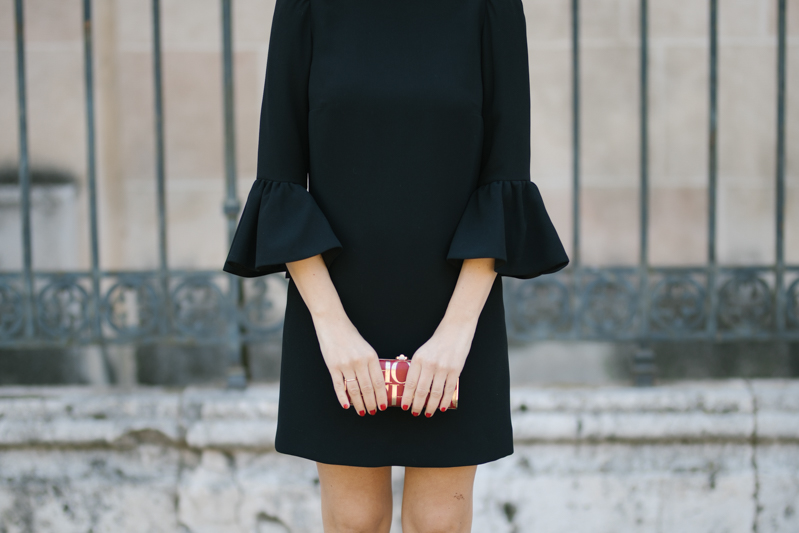 Invitada perfecta calista one Bouret LBD 16
