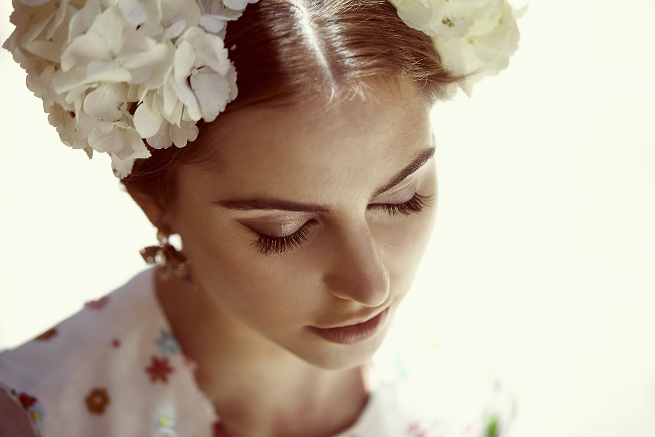 Invitadas con estilo vestido flores kolonaki 10