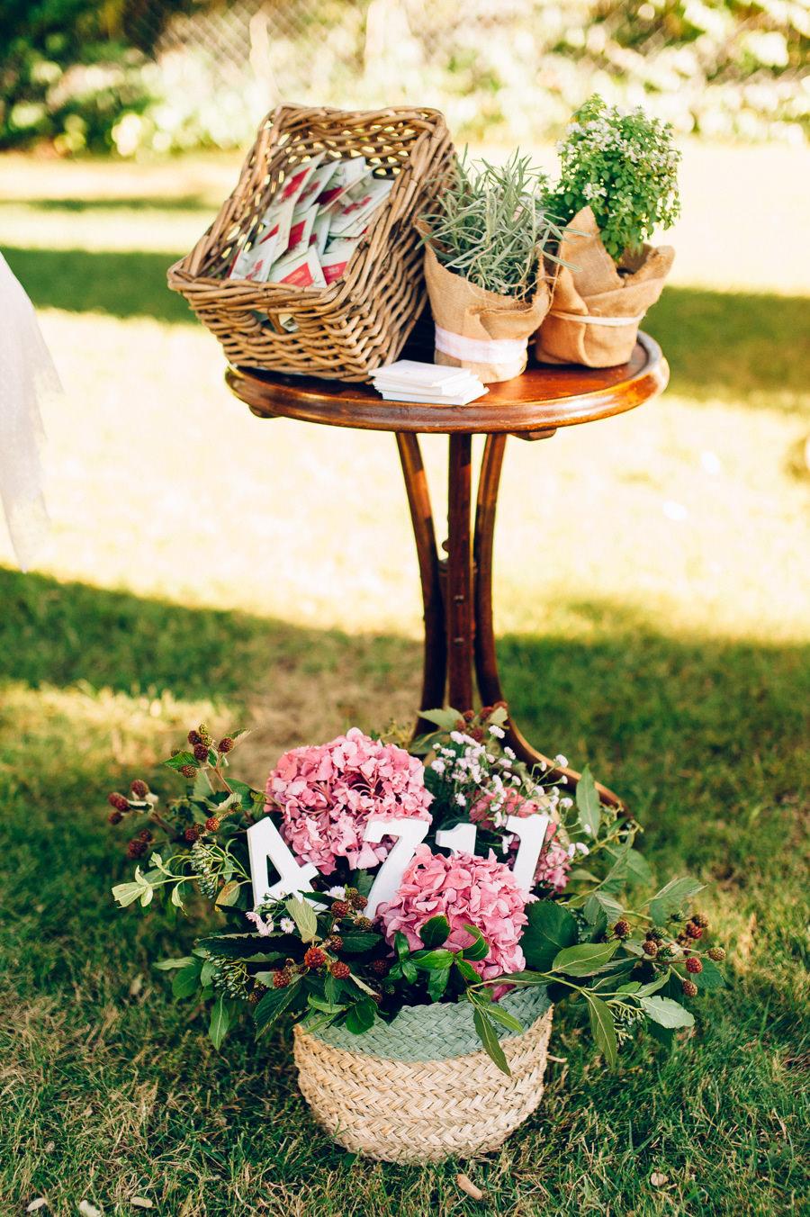 Aromatizar boda pomelo y albahaca 4
