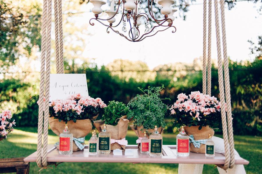 Aromatizar boda pomelo y albahaca 7