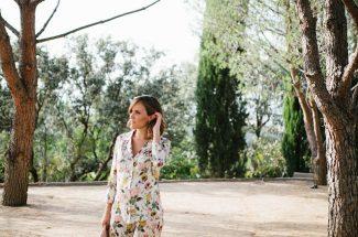 Invitada perfecta pijama flores sophie lucy 1