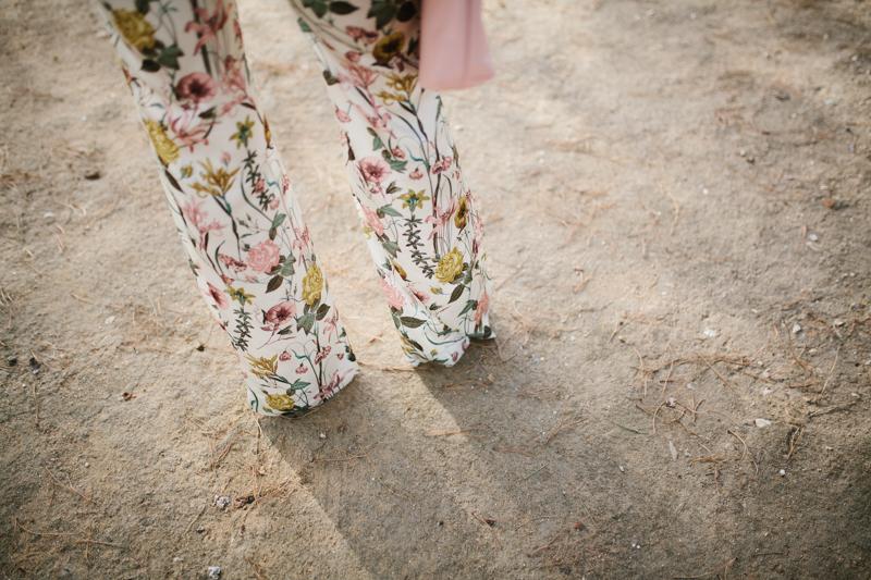 Invitada perfecta pijama flores sophie lucy 2