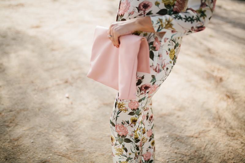 Invitada perfecta pijama flores sophie lucy 4