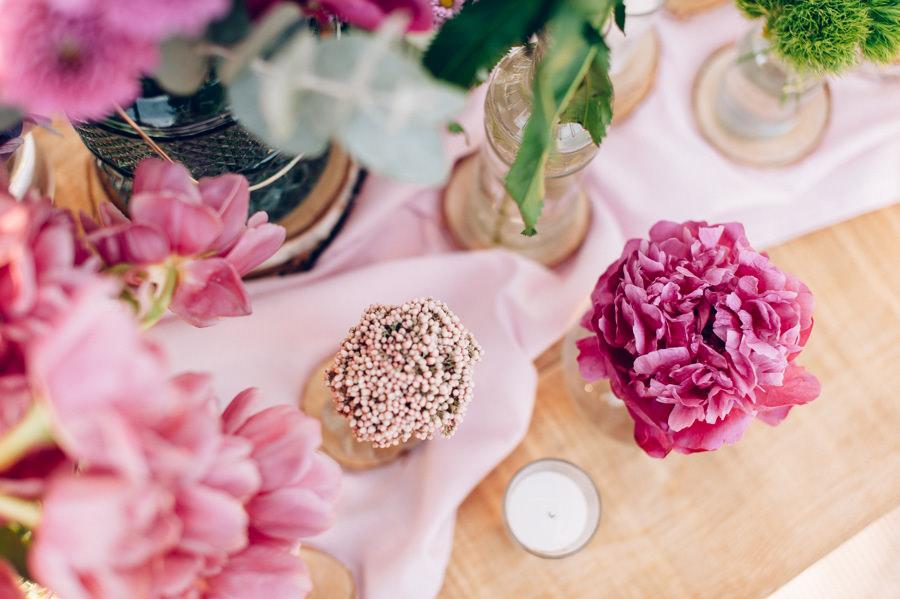 Flores para decorar tipis chill out 12