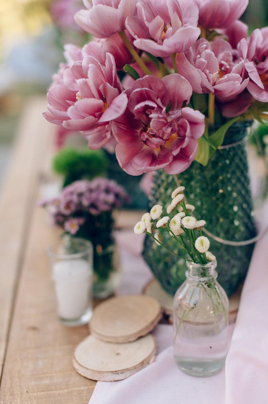 Flores para decorar tipis chill out 2