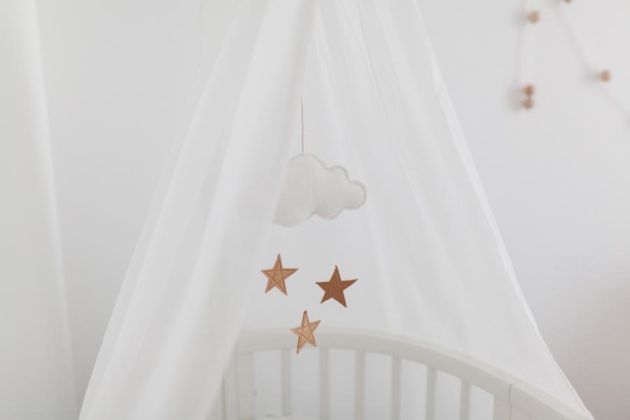 dc71454ce La habitación de Beltrán. Una habitación de bebé de estilo nórdico