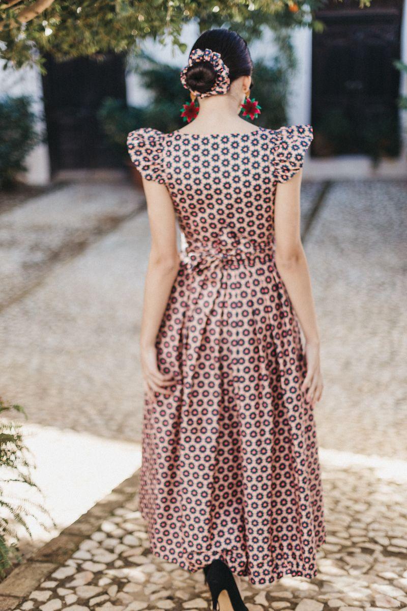 Vestido Anna cherubina