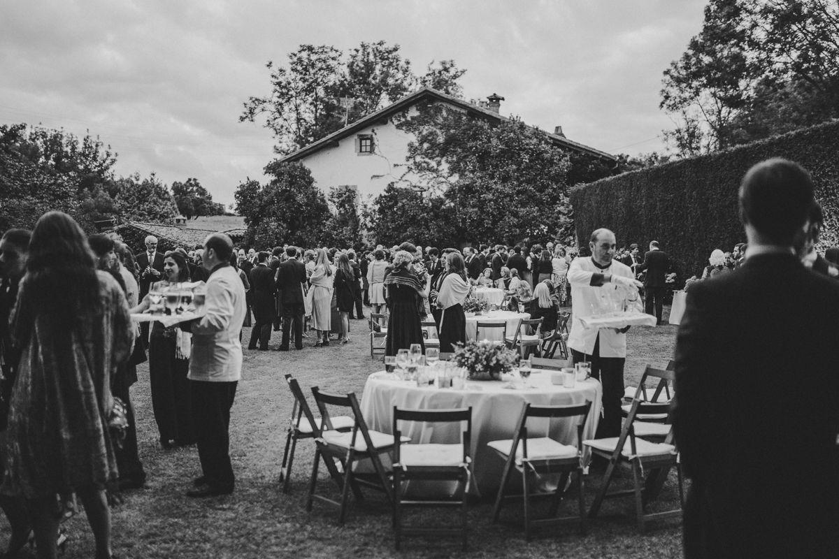 boda con estilo con catering Hostería de San Juan de Castañeda