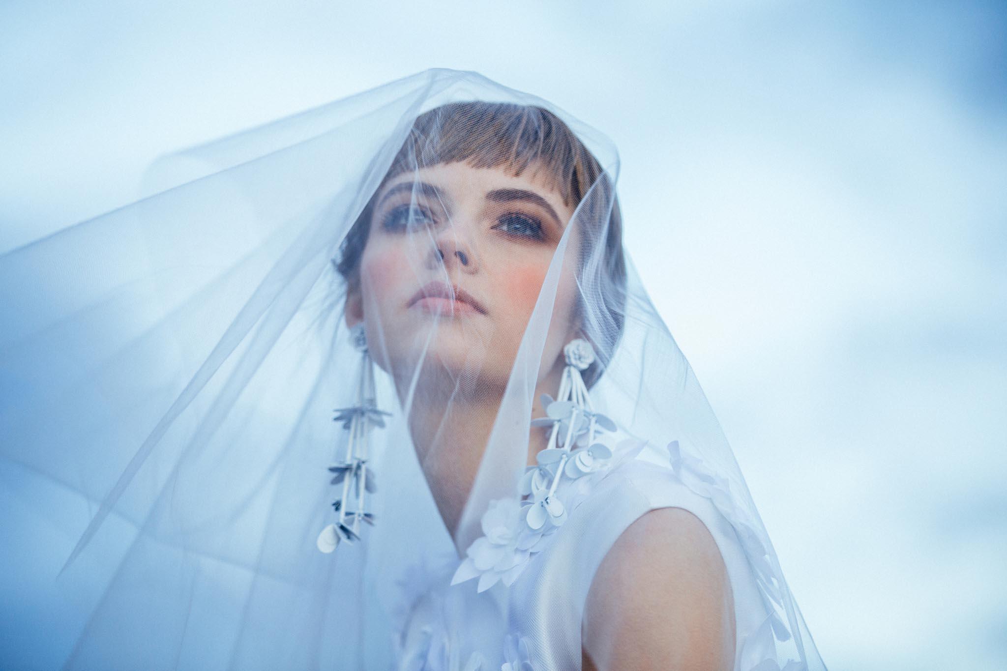 Maison Vergara: tendencias de maquillaje y peluquería para novias con mucha personalidad