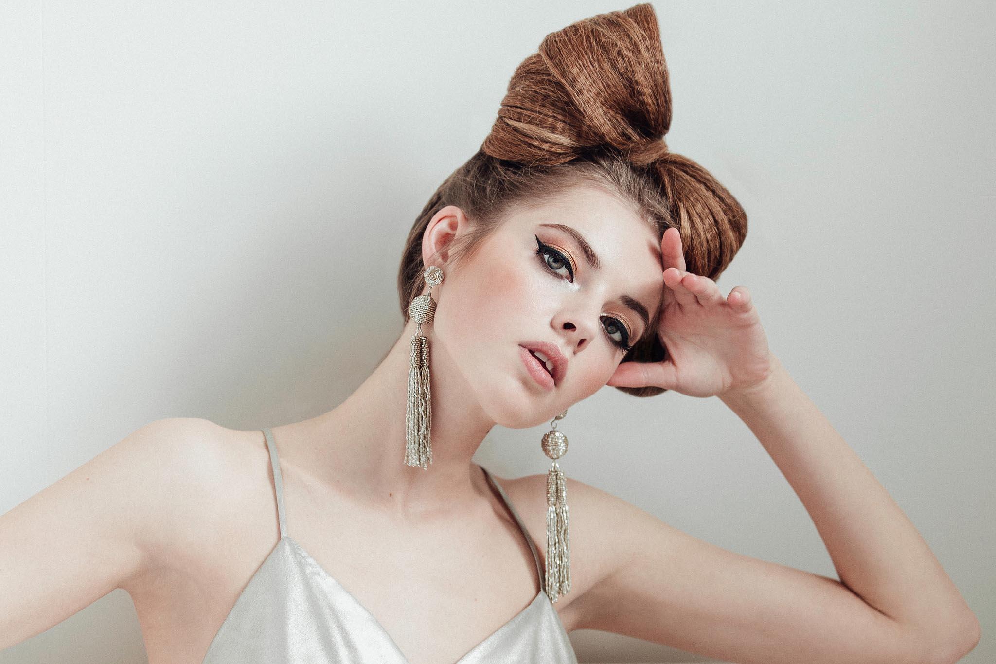 e553490b30 Tendencias de maquillaje y peluquería para novias con personalidad