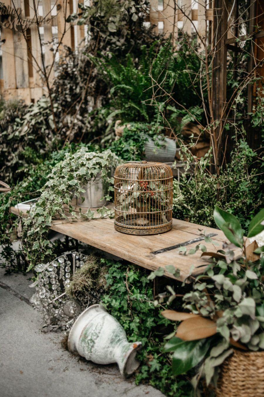 jardin secreto en tu boda